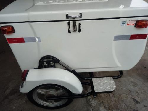 Moto Honda Cg160 Start Com Sidecar