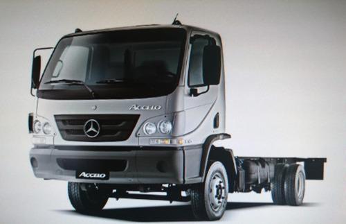 Imagen 1 de 4 de Mercedes Benz - Acelo 815 -modelo 2021 (0 Km.) A Retirar