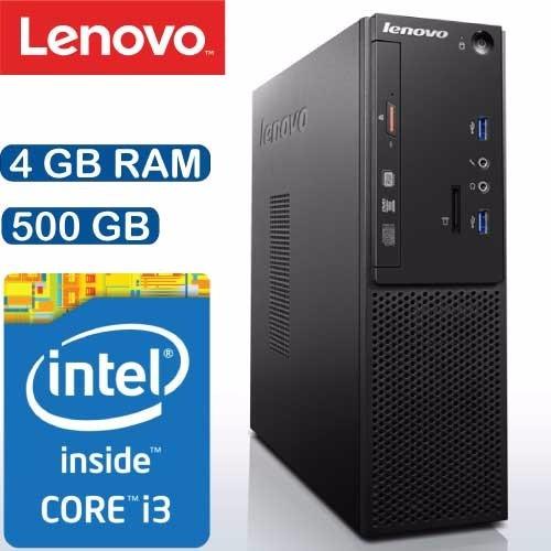 Computador Lenovo S510 Sff I3-6100 4gb 500gb