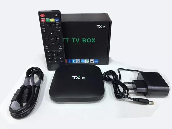 Tx2 4k 2gb /16gb Android Bluetooth + Teclado Led