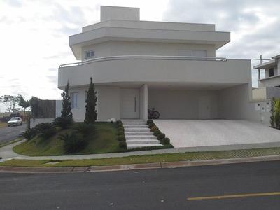 Casa Residencial À Venda, Residencial Quinta Do Golfe, São José Do Rio Preto. - Ca0578