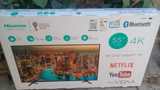 Tv Smart 50 Hisense 4 K