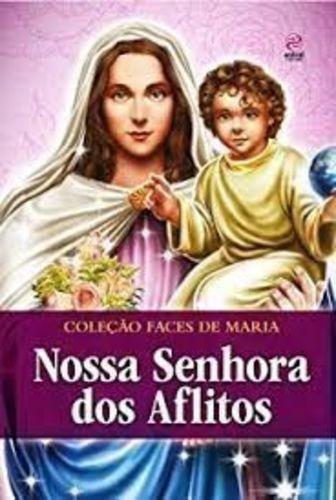 Livro Nossa Senhora Dos Aflitos Astral Cultural