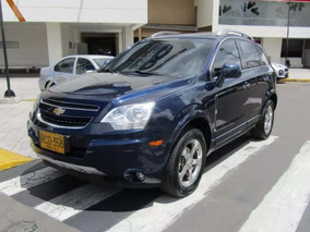 Chevrolet Captiva 4x4 Full Equipo.