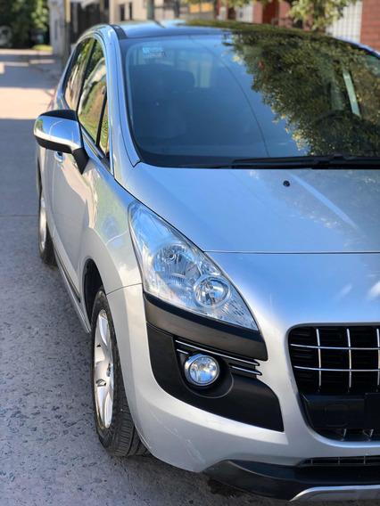 Peugeot 3008 1.6 Premium Plus Thp 156cv 2010 Cuero , Techo