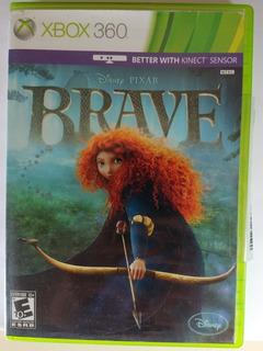 Brave - Valiente Xbox 360 (físico-original)