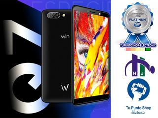 Teléfono Inteligente Win Q7 1+16 Gb 3g Todas Las Operadoras