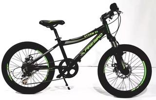 Bicicleta Fire Bird Mountan R20 Disco - Junin Moto Bike