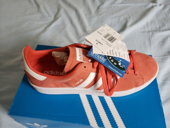 Tênis adidas Campus Red Trace Scarlet