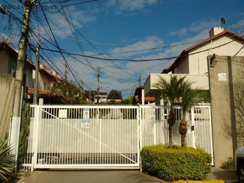 Casa A Venda No Condomínio Onix - Jundiaí/sp. - Ca02636 - 34157293