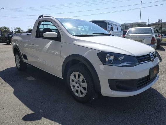Volkswagen Nova Saveiro Rb Mbvb Robust Completo 2014