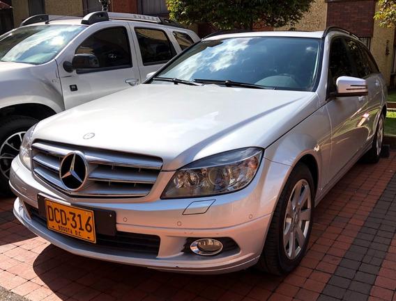 Mercedes Benz Clase C 200 K Touring