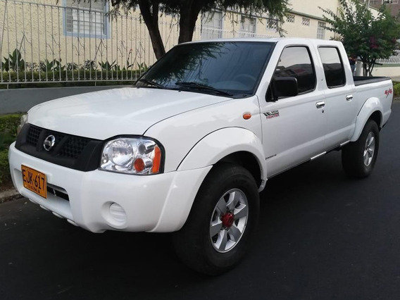 Nissan Frontier 3000 4x4 Doble Cabina
