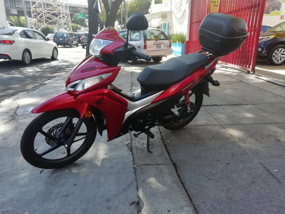 Honda Wave 110 Cc 2017 Factura Original