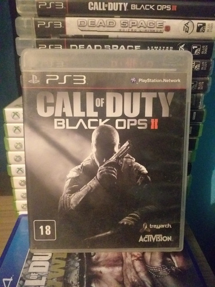 Call Of Duty Black Ops 2, Ps3, Mídia Física.