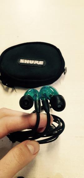 Fone Shure Se215 In Ear - Loja Jarbas Instrum.