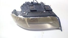 Farol Direito Do Audi A6 2.8 2001 Sem O Reator Xenon