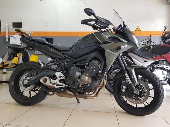 Yamaha Mt-09 Preto 2018