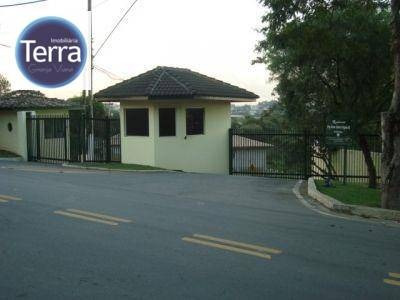 Terreno Residencial À Venda, Parque Dom Henrique, Granja Viana. - Te0219