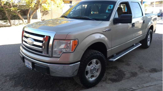 Ford F-150 Doble Cabina 4×4 Aut