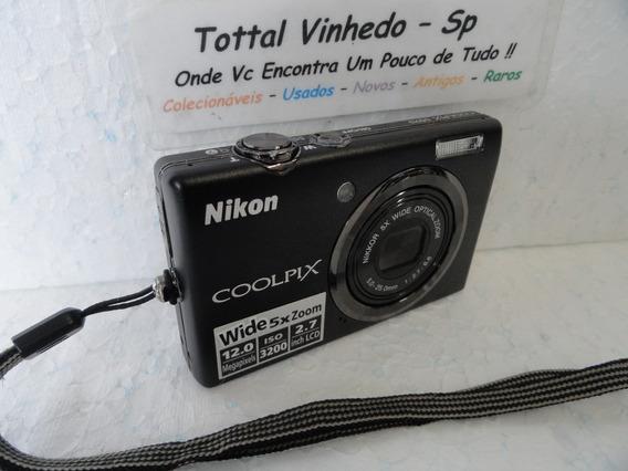 Câmera Nikon Coolpix S570 Original