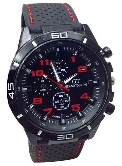 Relógio Masculino Barato Com Pulseira Esportiva Estiloso