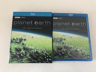 Blu Ray Bbc Planet Earth Full Hd Increible Documental