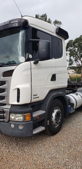 Scania R 480 6x4 Bug Leve Retarder Completo