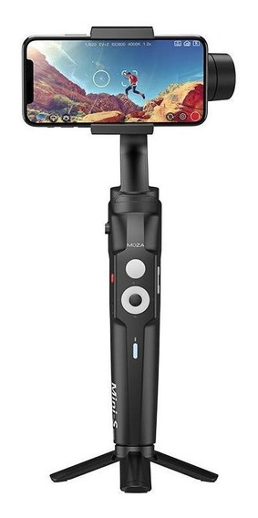 Gimbal Estabilizador Celular Moza Mini-s Portatil Flexível