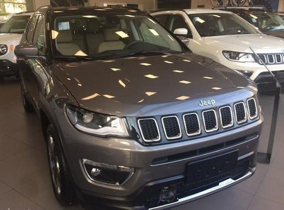 Jeep Compass Limited 19/20 Diesel Okm High Tech Teto Solar