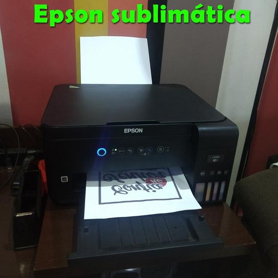 Impressora Epson Sublimática ( Chinelos, Camiseta ) Wi-fi