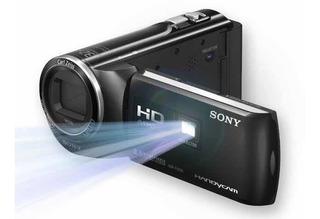 Videocámara Sony Handycam - Proyector - En Perfecto Estado