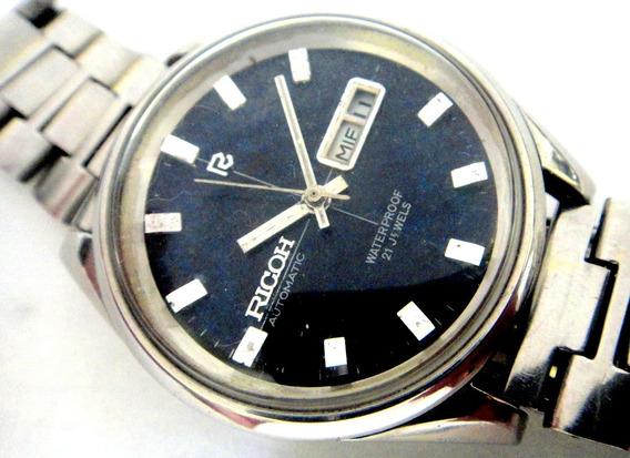 Relógio Ricoh Automático