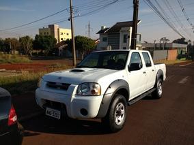 Nissan Frontier 2.8 Xe Cab. Dupla 4x4 4p 2004