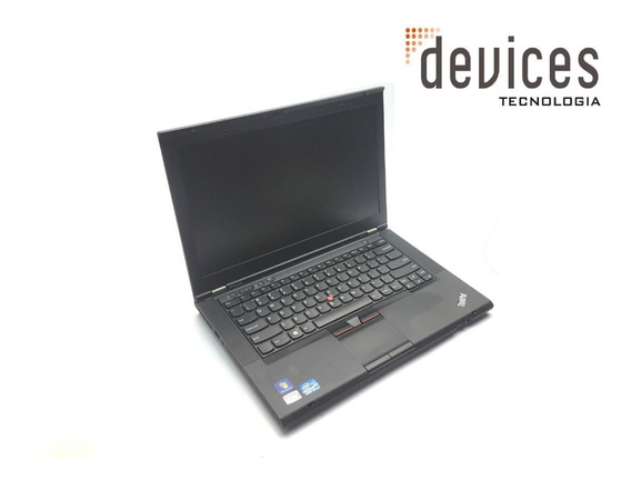 Notebook Lenovo Thinkpad T430s I5-3320m 4gb Hd 500gb