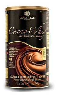 Cacao Whey (900g) - Essential Nutrition