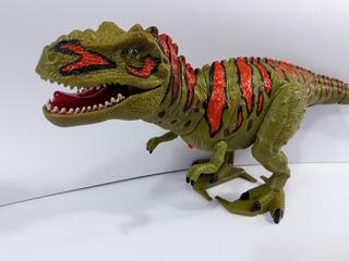 Dinosaurio Rex Luz, Sonido Y Camina