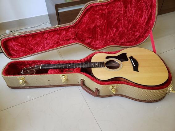 Guitarra Taylor 114 Electroacústica Con Estuche Fender Tweed
