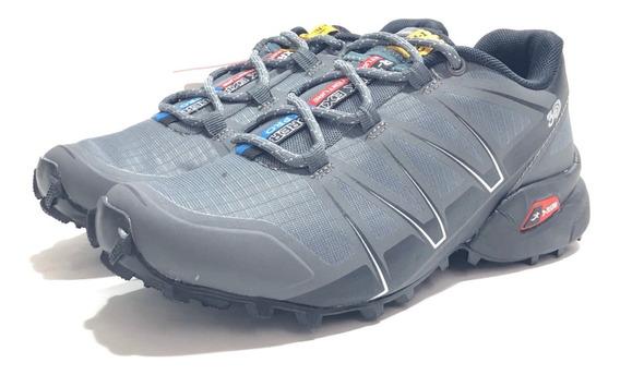 Zapatilla Outdoor Mujer I-run 0325660 El Mercado De Zapatos!