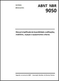 Manual Sintetic Plataforma/elevador Acessibilidade Abnt 9050