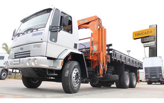 Ford Cargo 2622 6x4 = Munck Argos 40.5 Munk Munque Muque