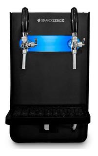 Chopeira Elétrica Bravo!black X 2 Torneiras 50 Litros / Hora