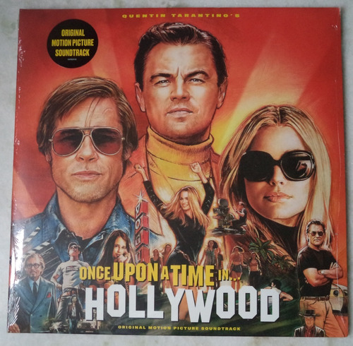 Lp  Once Upon A Time In Hollywood  Original Soundtrack