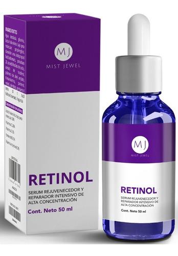 Imagen 1 de 7 de Suero Retinol Vitamina E, D, A, B Y Acido Hialuronico Eficaz