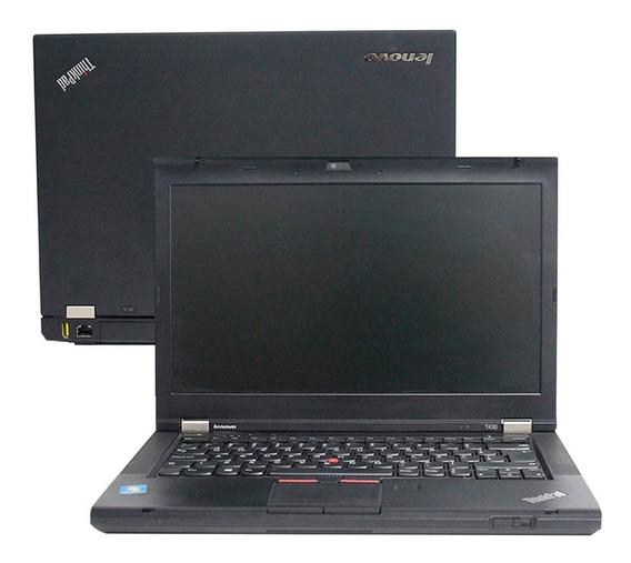 Notebook Lenovo Thinkpad T430 I5 8gb 320gb