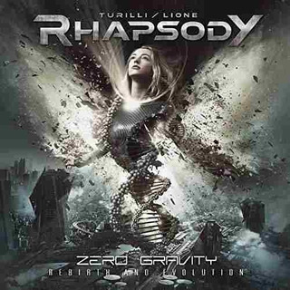 Rhapsody Turilli/lione Zero Gravity Cd Jewelcase