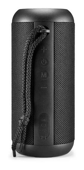 Caixa De Som Multilaser Mega Bluetooth 30w Rms Preta Sp348