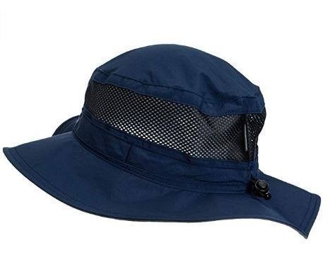 Columbia Unisex Bora Bora Ii Booney Sombreros De Sol, Azul