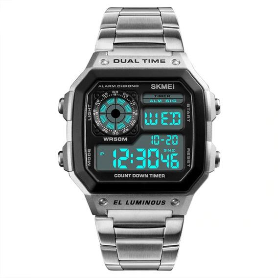 Relógio Masculino Skmei-1335 Original- Prova D