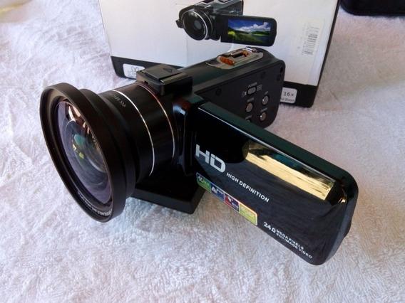 Filmadora 4k Full Hd / Produto No Brasil